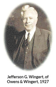 Jefferson G. Wingert