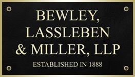 Bewley, Lassleben & Miller, LLP